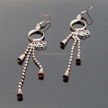 Mily Leather Jewelry & Accessory delicacy peal earring