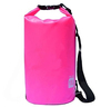 15L PVC Tarpaulin Outdoor Sport bag with shoulder strap waterproof dry bag
