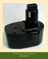 Ni-Cd 2Ah 18v cordless drill dewalt rechargeable battery
