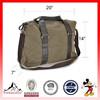 New Design Low Price of Travel Bag Big Men's Canvas Shoulder Bag Travel Tote