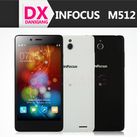 4G LTE 5.0 inch Touch Screen Infocus M512 1GB RAM 2+8MP Cameras MSM8926 Quad core Mobile Phone