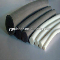 round foam rubber seal strips for car and machine