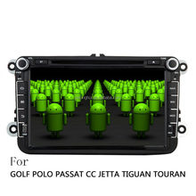Android 4.2 Car DVD For Volkswagen VW Skoda POLO GOLF 5 6 PASSAT CC JETTA TIGUAN TOURAN Fabia Superb Caddy GPS Glonass+INand 16G