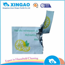 OEM Eco-friendly Cleaning product individual packed wet wipes for hands