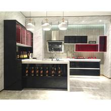 Pvc kitchen cabinet door price modular kitchen cabinet color combinations