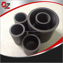strong oxidation resistance graphite crucible for graphite melting furnace
