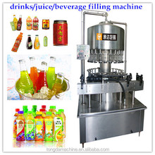 good quality tongda brand beverage/juice filling machine with free spare parts for sale