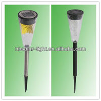 solar light parts used for garden