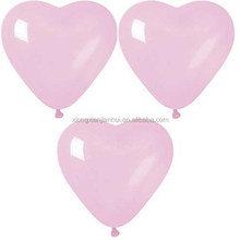 high quality rubber latex air balloon factory Heart shape Balloons - Party Decorations - China supply