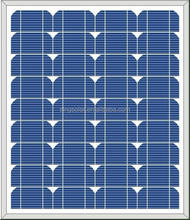 80w China made solar panel for home use or industrial use