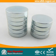 Professional ISO/TS 16949 Certificated Customized neodimium permanent magnet n52 50x50x25 mm