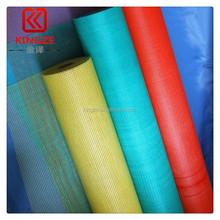 160g 5x5mm reinforced fiberglass mesh fabric used as building