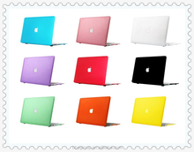 "Cool Frosted Surface Matte hard Cover Case For apple Macbook Air 11"" 13"" Pro 13"" 15"" Pro Retina 13"" 15"" Laptop Case cut Logo"