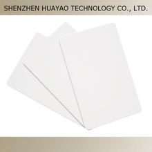 125KHz EM4100+13.56MHz 1K hybrid card, dual frequency RFID card