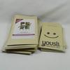 2015 china wholesale food plastic kraft paper zip lock bag for food /coffee/tea/snack