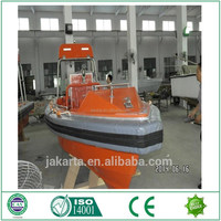 easy maintenance used open marine lifeboats for sale