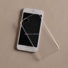 High Clear Transparent Mobile Phone Case Hard PC Case For iPhone 6