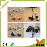 New design heated earmuff earphone disposable earphone covers sports earphone mp3 player