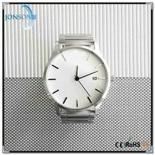New fashion colorful display watch big dial japan movt quartz advanced watch