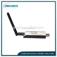 TSJ0079 new usb 2.0 ethernet 10/100 rj45 network lan adapter card win7#8247 with antenna