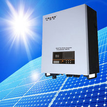 2KW Grid Tie PV Solar Inverters/dc to ac inverter 3 phase/MPPT High Efficiency/220V Single phase with CE,VDE,G83,SAA certificate