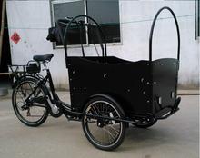 2015 hot sale 3 wheel electric pedicab rickshaw tricycle bike
