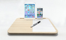 LapDesk SALE Best bamboo wood LapDesk stand Smart Phones holder