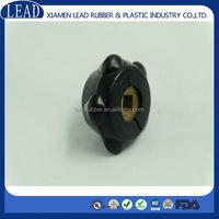 High quality metal backed rubber