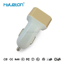 Micro USB Car Charger Adapter 2.1A with Dual USB Port for Charging in Car