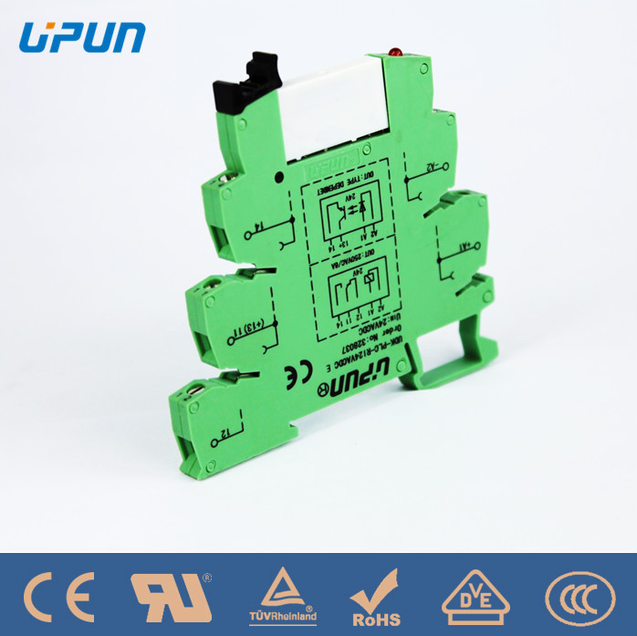 Plc Relay Udk Plc Ri 230vac Dc Solid State Relay China