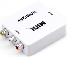 1080P HDMI to AV HDMI to RCA HDMI to CVBS Converter