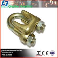 wholesale price rigging accessories fasteners wire rope clip round wire clip