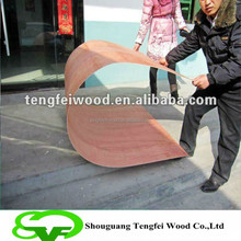 Shandong bendable commercial plywood home depot