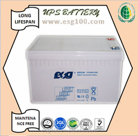 Green And Environment Protection Lead Acid storage 12V 200Ah Battery