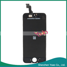 2014 High Quality LCD Touch Screen Bezel Frame Assembly for iPhone 5C