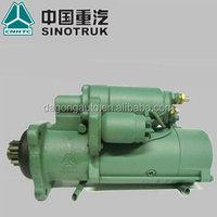 Direct selling Original Sinotruk start motor truck parts