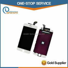 Top quality 100% New arrival fast ship for iphone 6 lcd screen