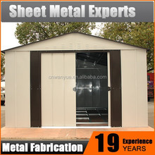 Top quality best sale made in China ningbo cixi manufacturer outdoor sheds for sale
