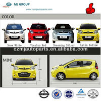 Economic new energy EV for citizen series made in China