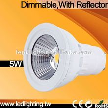 Very popular SHARP COB gu10 led 50w halogen replacement