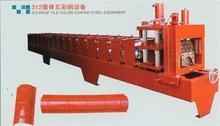 heat press machinery cold steel plate bending machine for roofing ridge