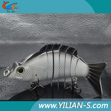 Multi jointed fishing lures hard swimbait fishing lure making supplies