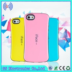 IFace Wholesale Good Quality TPU PC Cell phone Case for IPhone case