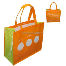 Durable printing wholesale cheap custom shopping non woven bag