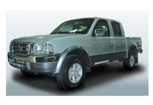 Ford Ranger: Armored Vehicle level NIJ III