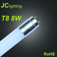 8w business office building t8 smd led tube 600mm
