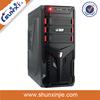 OEM hot selling aluminum atx desktop computers case 3102