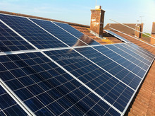 solar photovoltaic off grid system with 250W photovoltaic panel