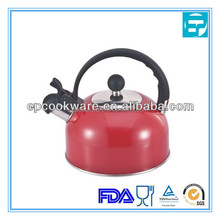 2.0L/2.5L/3.0L stainless steel red induction tea kettle