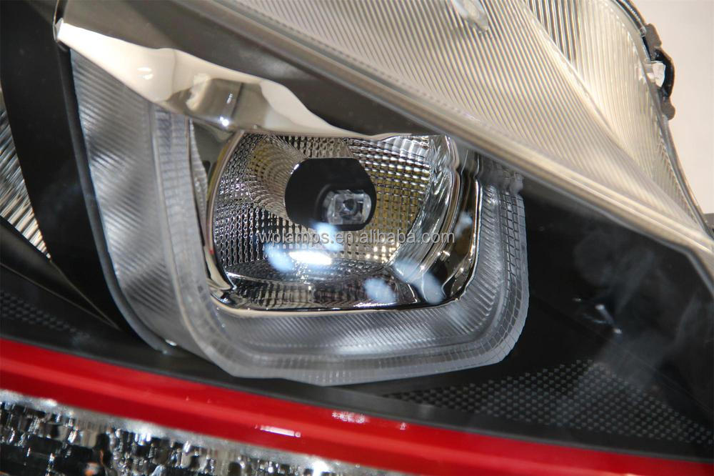 wholesale upgrade led headlight for vw volkswagen golf mk7 gti headlight led drl led turn light. Black Bedroom Furniture Sets. Home Design Ideas